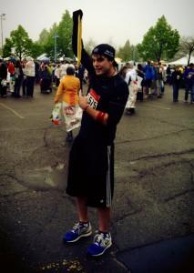 At Grandma's Marathon
