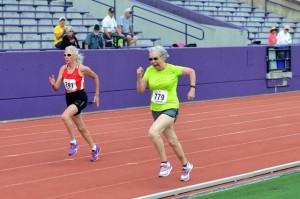 Carolyn Langenwalter (Sprint-Senior Olympics)